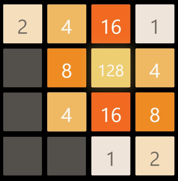 1024 browser game