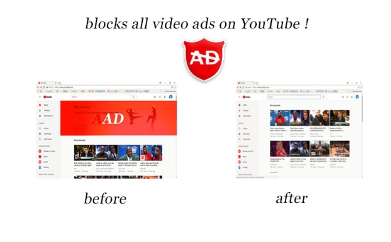 Ad Blocker Professional Extension
