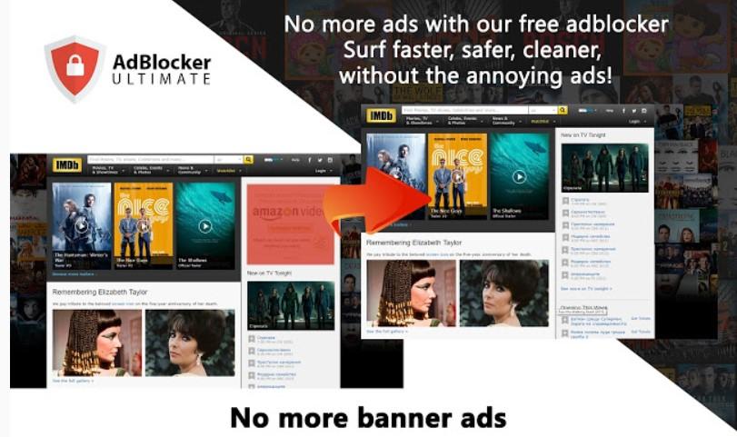 AdBlocker Ultimate Ad Extension