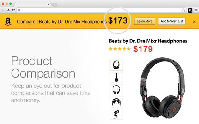 Amazon Associate Saving Extension