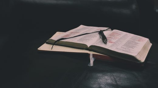 Bookmarks in Bible Study