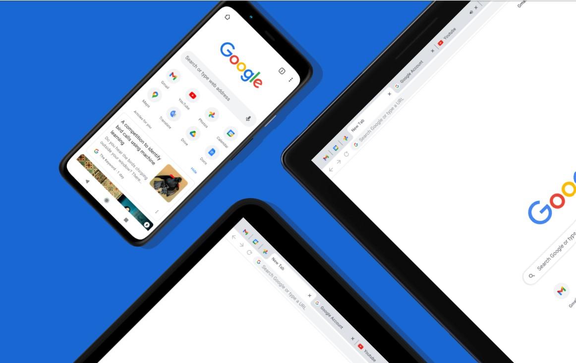 Chrome Enterprise Cross device compatibility