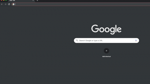 Google Chrome Mouse Cursor Disappear