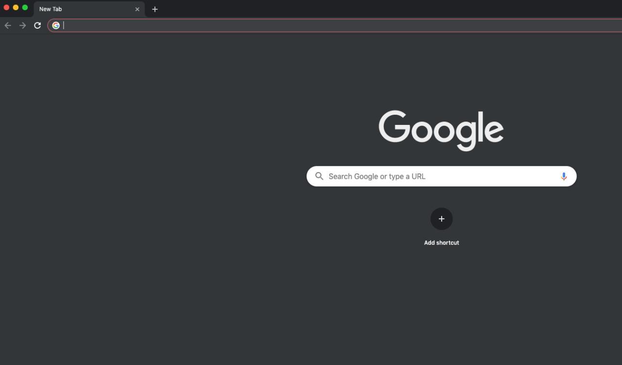 Google Chrome Mouse Cursor Pointer Disappear