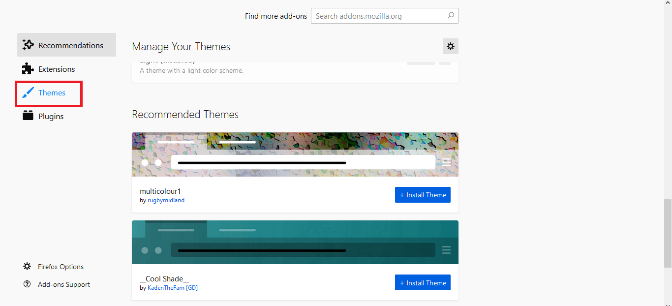 How To Add Theme To Firefox Browser-2