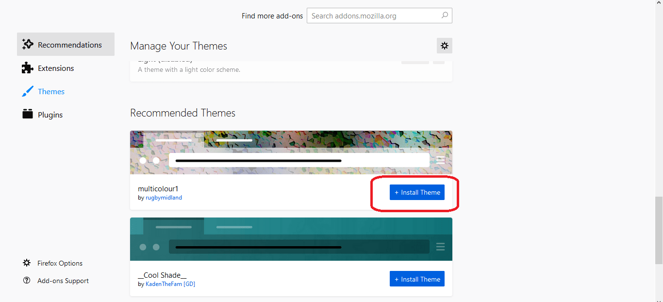 How To Add Theme To Firefox Browser-3