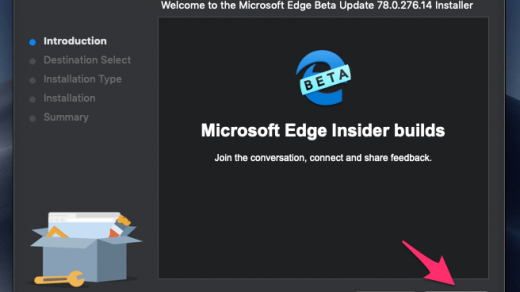 Install Microsoft Edge Beta Update 78.0.276.14