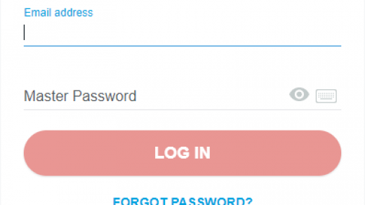 Login LastPass account
