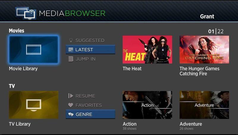 Media Browser for Roku TV