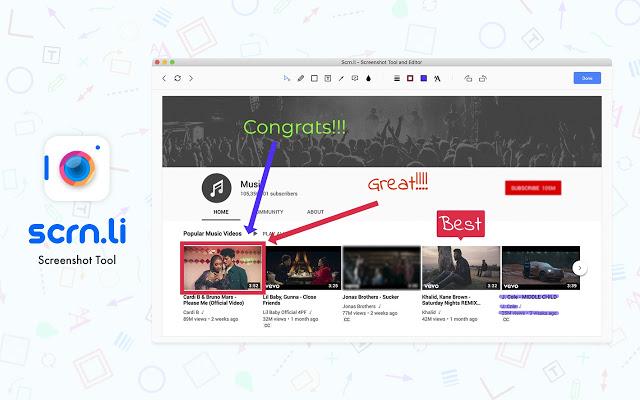 Scrn.li Browser Extension