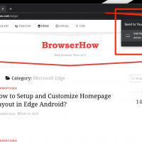 Send to Your Devices in Chrome Computer