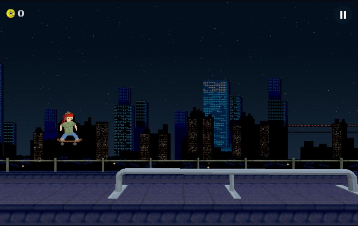 Street Skater Browser Game