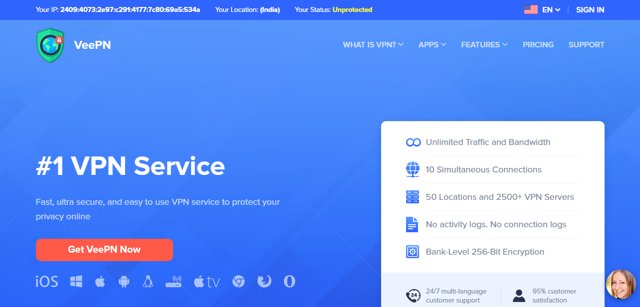 7 Best Free Vpn Extensions For Chrome 2021 Updated