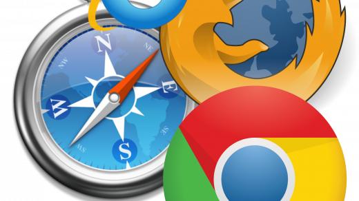 all web browser icons