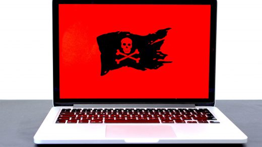 computer malware flag feat