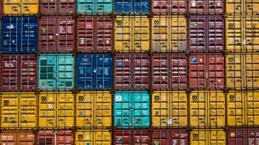 Heavy Shipping container pattern